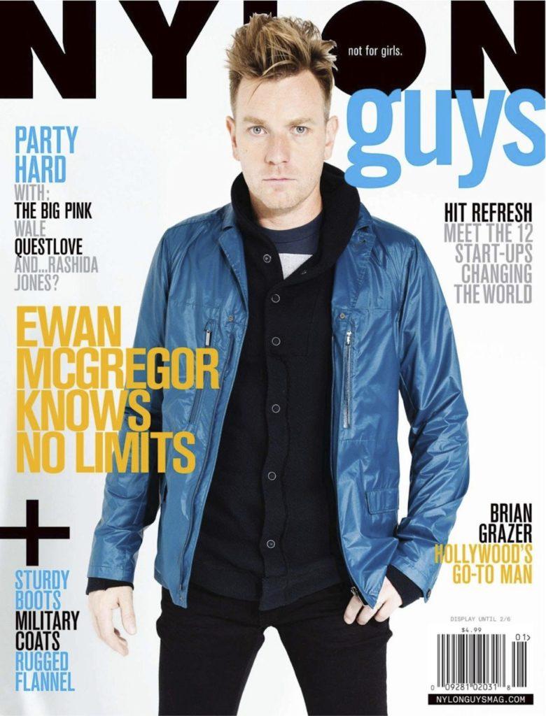 Ewan McGregor Nylon Guys