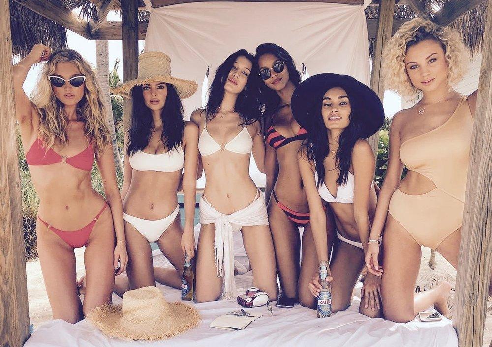 Fyre Festival Models