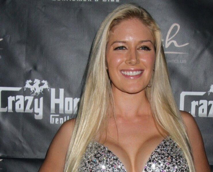 'Plastic Surgery Addict' Heidi Montag Causes Kidnapping Scare 1