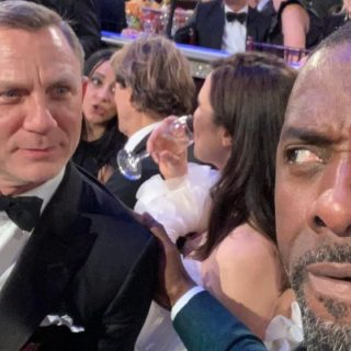 Idris Elba Fuels Bond Rumors With Daniel Craig Selfie