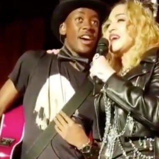 Madonna Stonewall Butt