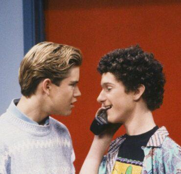 Mark-Paul Gosselaar Hasn't Spoken to Dustin Diamond in 25 Years 2