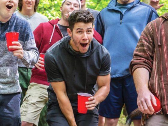 Nick Jonas Goat