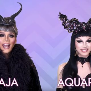 Raja and Aquaria