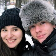 90 Day Fiancé's Olga and Steven Reunite in Russia 1