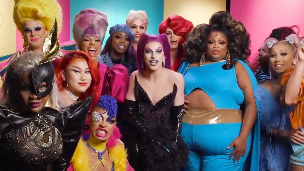 Season 11 RuPaul's Drag Race Cast Reveal