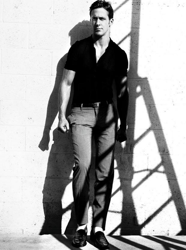 Ryan Gosling GQ Australia