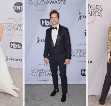 2019 SAG Awards Best Dressed Red Carpet