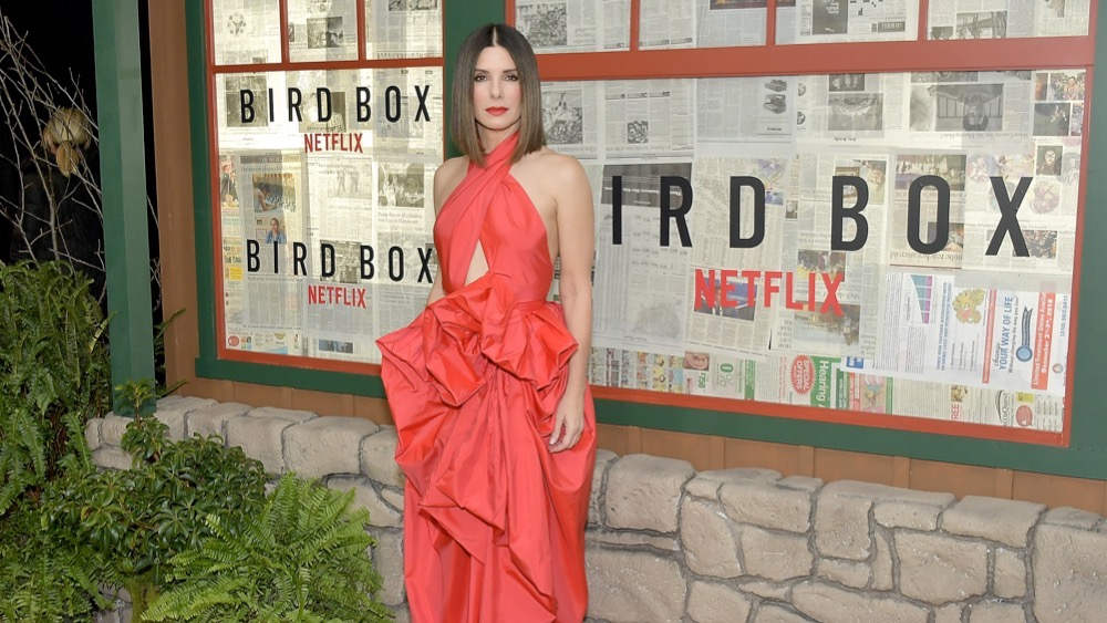 """Sandra Bullock """"Bird Box"""" New York Screening"""