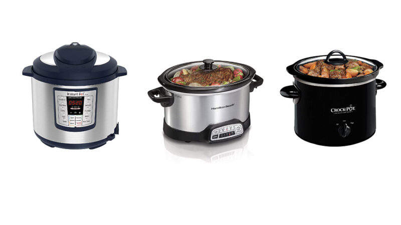 Amazon's Top 10 Best Sellers in Slow Cookers