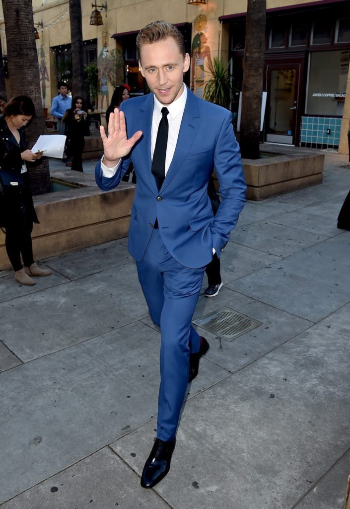 "Tom Hiddleston Premiere Of Sony Pictures Classics' ""I Saw The Light"" - Red Carpet"