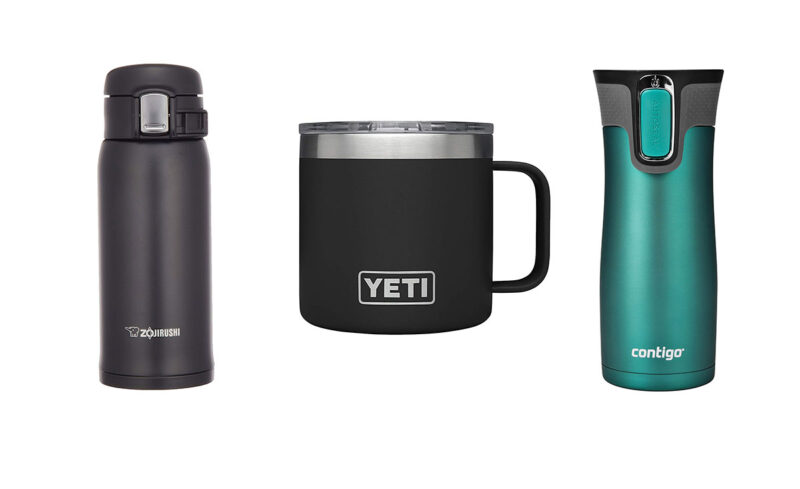 Commuter & Travel Mugs