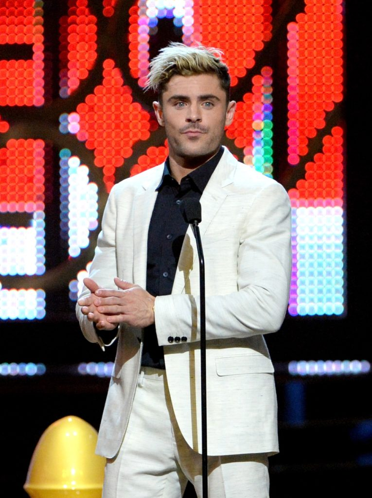 Zac Efron Spike TV's 10th Annual Guys Choice Awards - Show