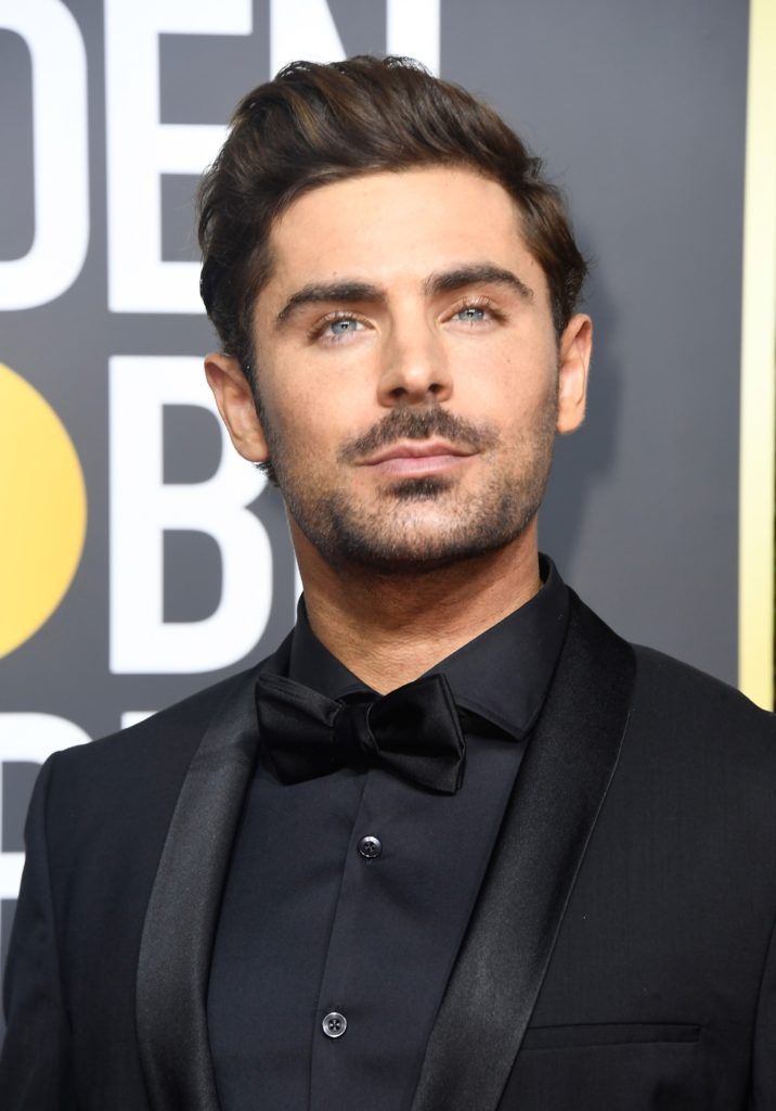 Zac Efron 75th Annual Golden Globe Awards - Arrivals