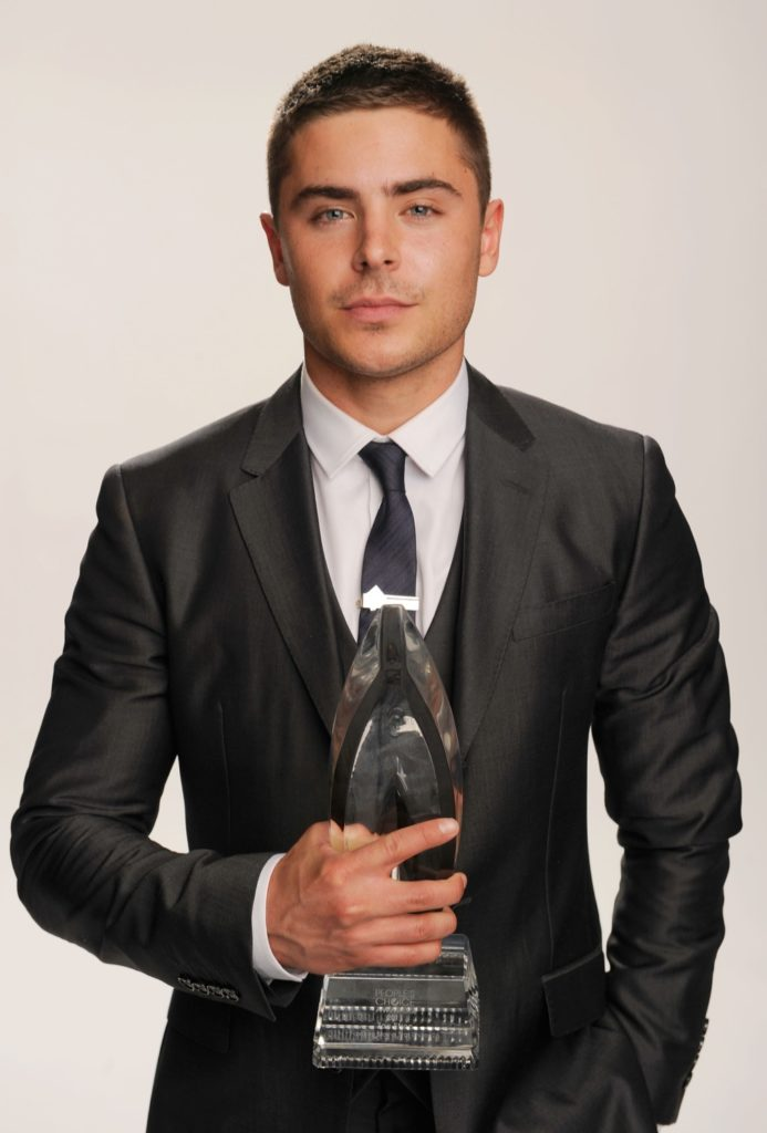 Zac Efron 2011 People's Choice Awards - Portraits