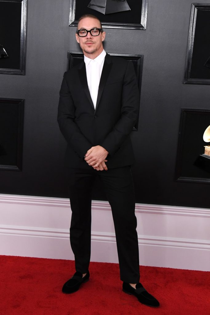 Diplo 61st Annual GRAMMY Awards - Arrivals