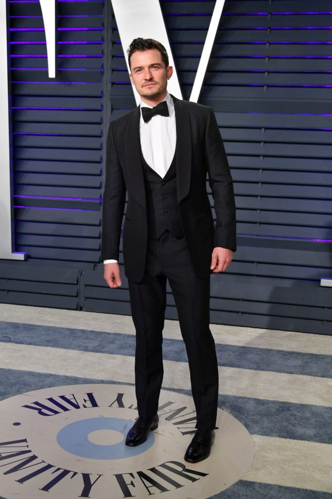 Orlando Bloom 2019 Vanity Fair Oscar Party Hosted By Radhika Jones - Arrivals
