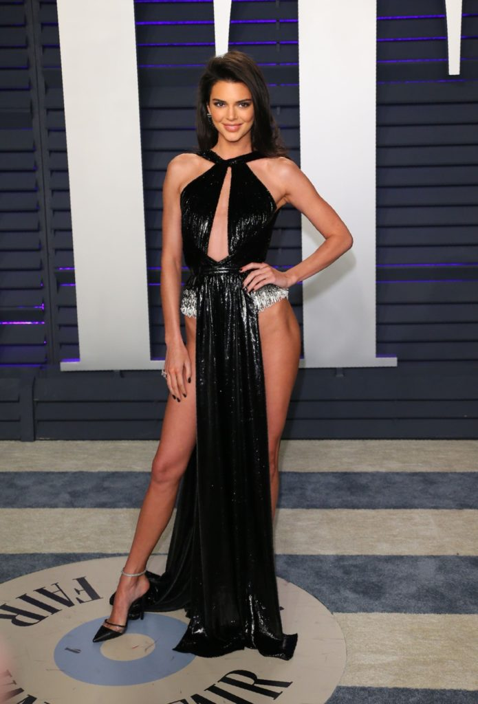 Kendall Jenner US-entertainment-film-Oscars-award