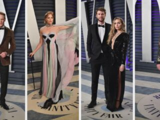2019 Vanity Fair Oscar Party