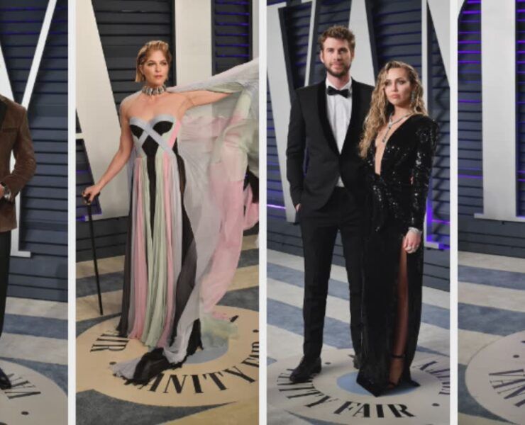2019 Vanity Fair Oscar Party