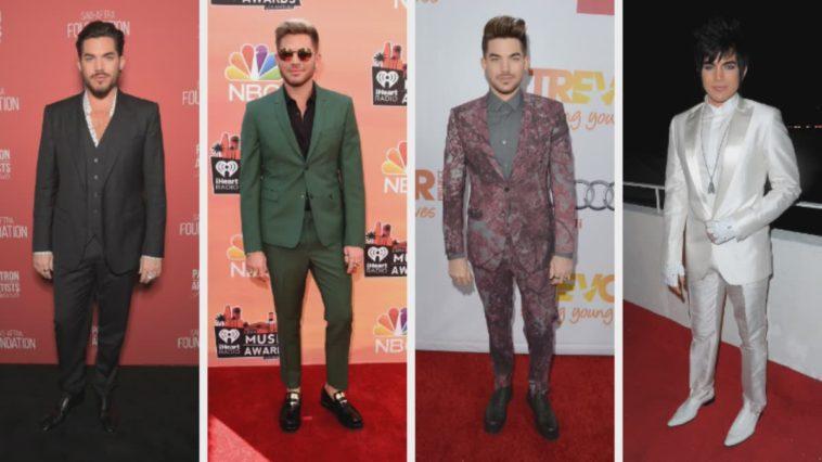 Adam Lambert Through The Years 2009 2019 Socialite Life
