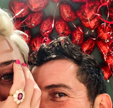 Katy Perry and Orlando Bloom Are Engaged! 3