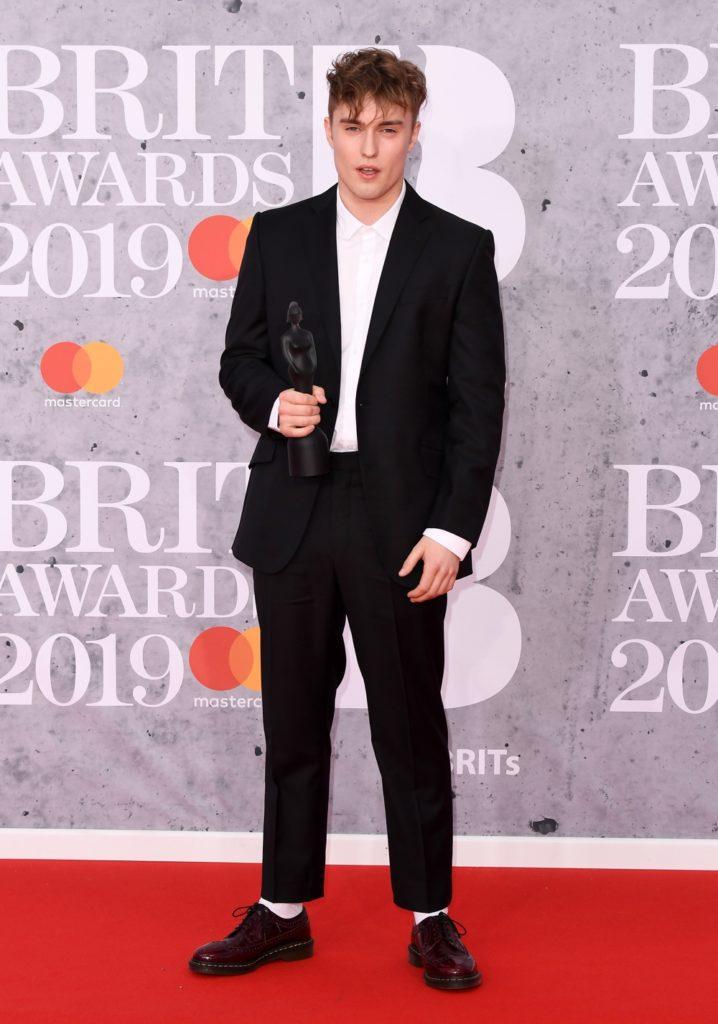 Sam Fender The BRIT Awards 2019 - Red Carpet Arrivals