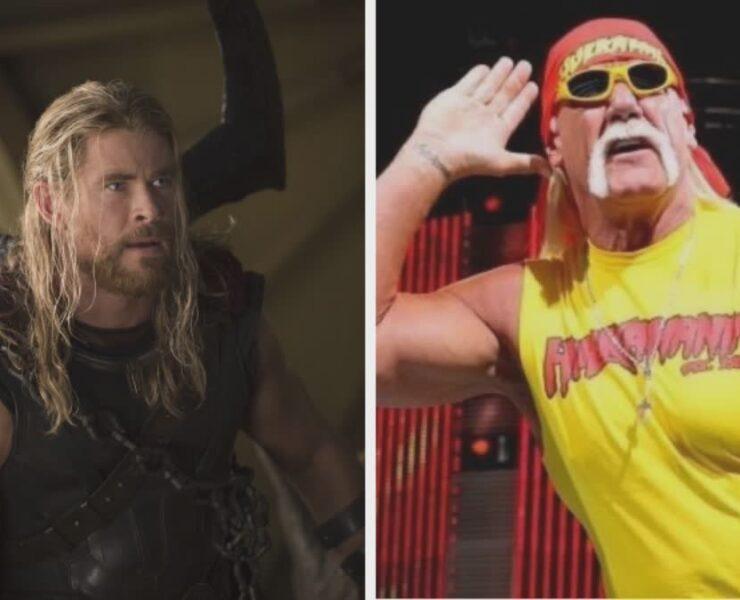 Chris Hemsworth Hulk Hogan