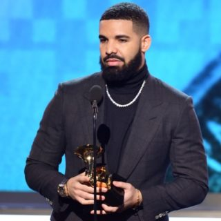Drake 61st Annual GRAMMY Awards - Inside