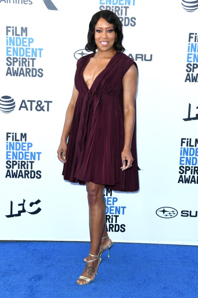 Regina King 2019 Film Independent Spirit Awards - Arrivals