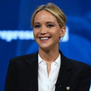 Jennifer Lawrence The 2018 Concordia Annual Summit - Day 2