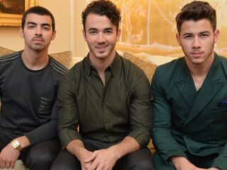 Jonas Brothers Mercedes-Benz Fashion Week Spring 2014 - Official Coverage - People And Atmosphere Day 1
