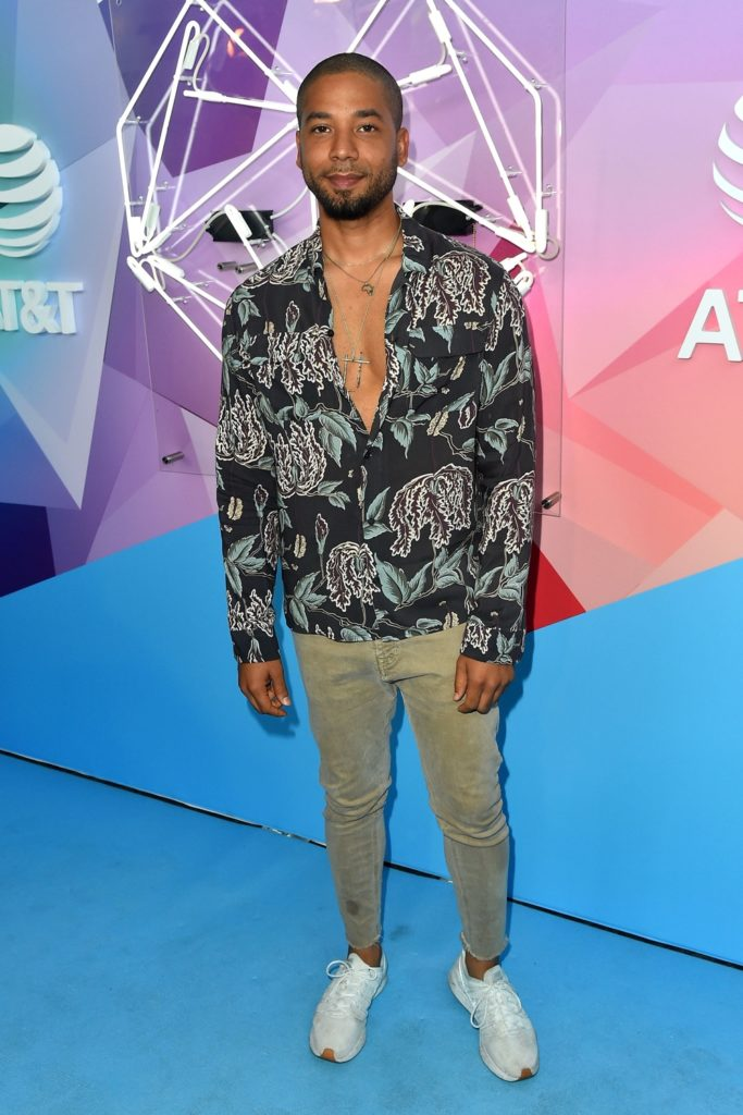 Jussie Smollett LOVELOUD Festival 2018 Powered By AT&T