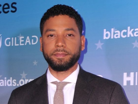 Jussie Smollett The Black AIDS Institute's 2018 Hosts Heroes in The Struggle Gala - Arrivals