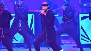 Jussie Smollett 2018 BMI R&B/Hip-Hop Awards - Show