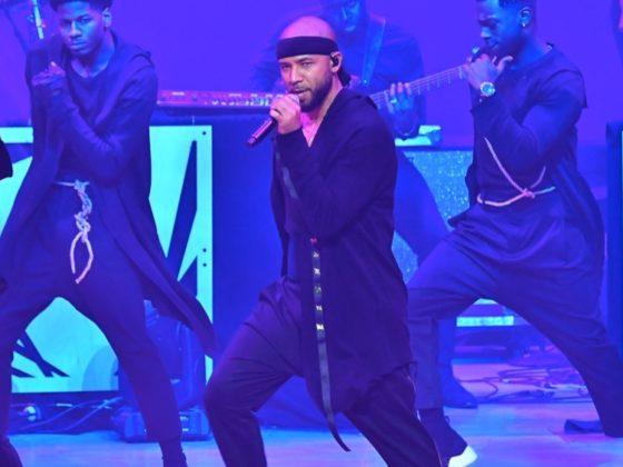 Jussie Smollett 2018 BMI R&B/Hip-Hop Awards - Show