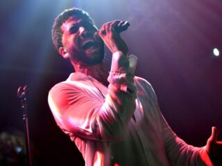 Jussie Smollett Performs At The Troubadour - West Hollywood, CA