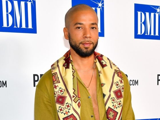 Jussie Smollett 2018 BMI R&B/Hip-Hop Awards - Red Carpet