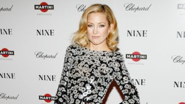 Kate Hudson New York Screening of NINE Co-Hosted by Martini