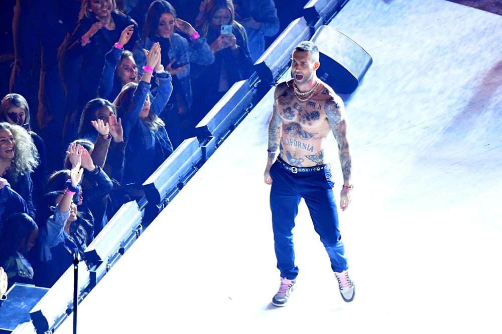 Adam Levine Pepsi Super Bowl LIII Halftime Show