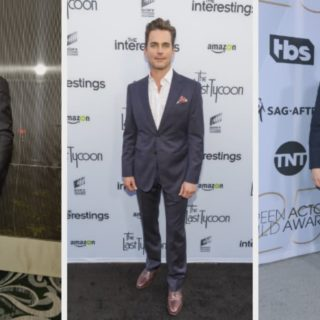 Matt Bomer Red Carpet Photos