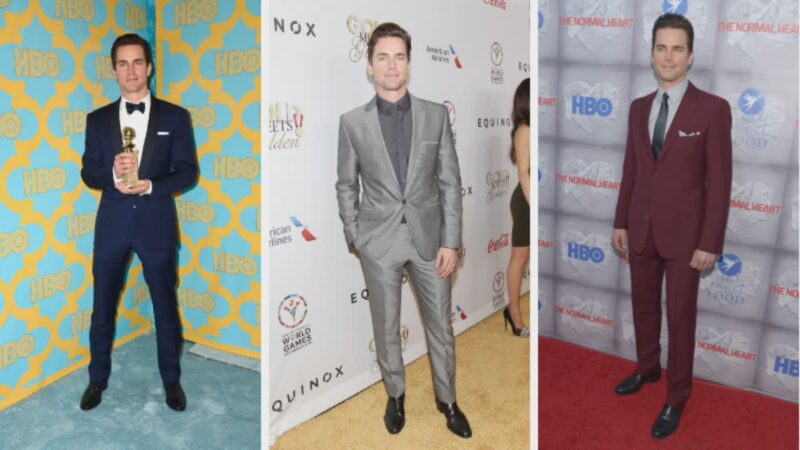 Matt Bomer Red Carpet photos 2010 - 2015