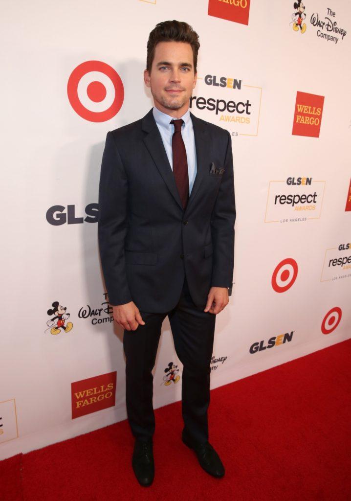 Matt Bomer 2016 GLSEN Respect Awards - Los Angeles - Red Carpet
