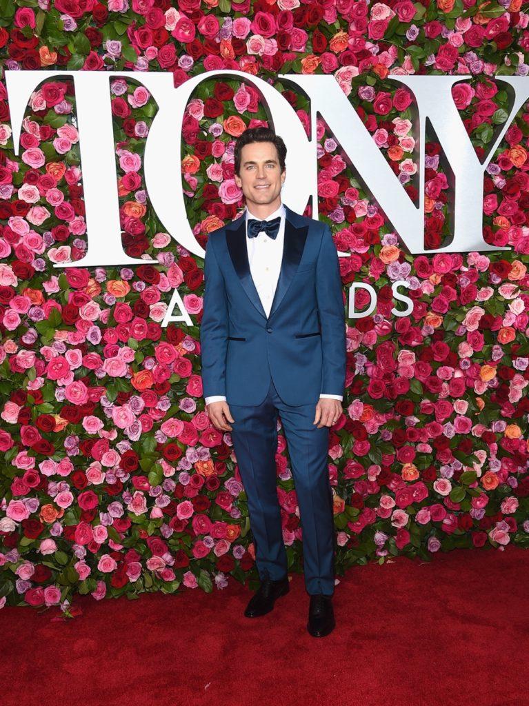 Matt Bomer 72nd Annual Tony Awards - Arrivals