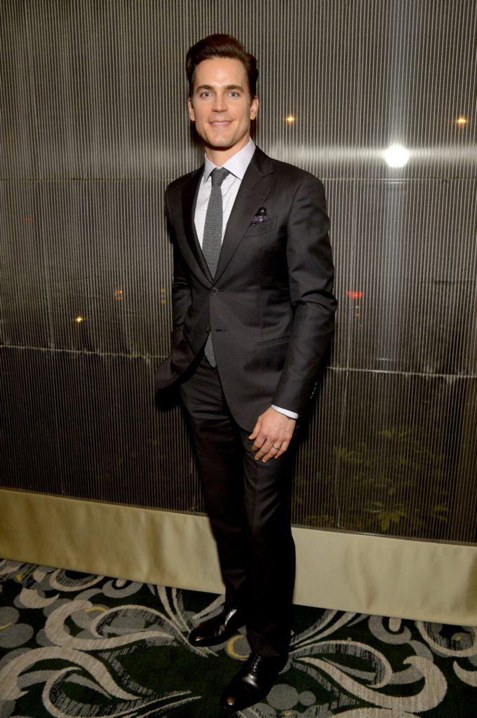 Matt Bomer GLSEN Respect Awards – Los Angeles - Inside