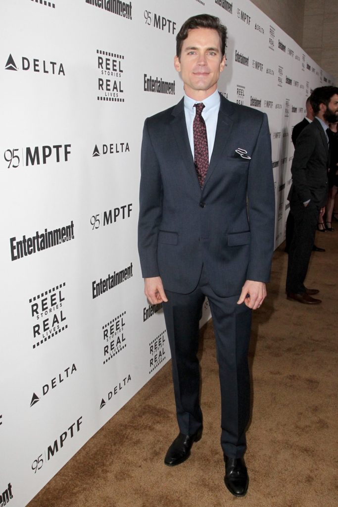 Matt Bomer 5th Annual Reel Stories, Real Lives Event Benefiting MPTF