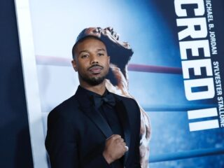 "Michael B. Jordan ""Creed II"" New York Premiere"