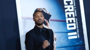 "Michael B. Jordan ""Creed II"" New York Premiere"