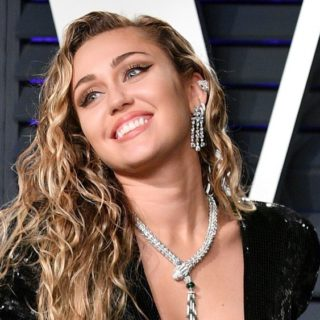 Miley Cyrus 2019 Vanity Fair Oscar Party Hosted By Radhika Jones - Arrivals