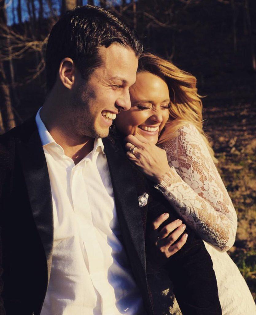 Miranda Lambert and Brendan Mcloughlin's wedding